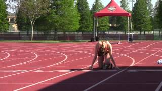 Isabelle-BackInTraining-Hurdles-April2012.mpg