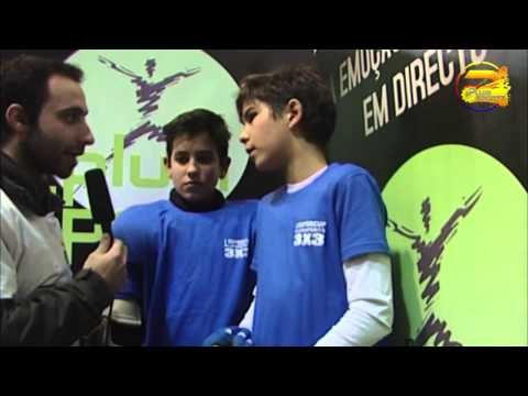 """I Supercup Plurisports"" - Fama2 - João Martins e Tiago Pinto"