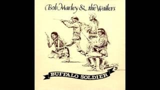 Buffalo Dub Bob Marley The Wailers 1983 HQ