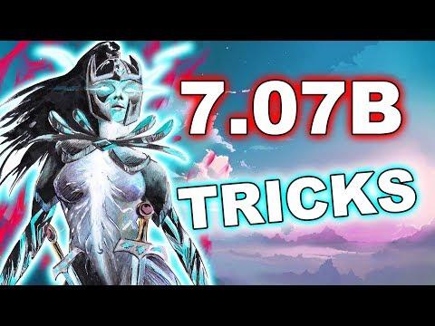 7.07B NEW Dota 2 Tips and Tricks, Bugs!