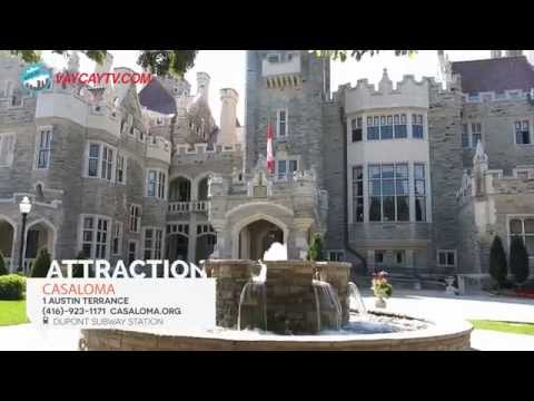 Casaloma, North America's only full-sized Castle   Toronto Travel Guide