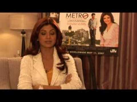 Shilpa Shetty Talks To Glamour video