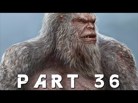 FAR CRY 5 Walkthrough Gameplay Part 36 - BIGFOOT MYSTERY (PS4 Pro)