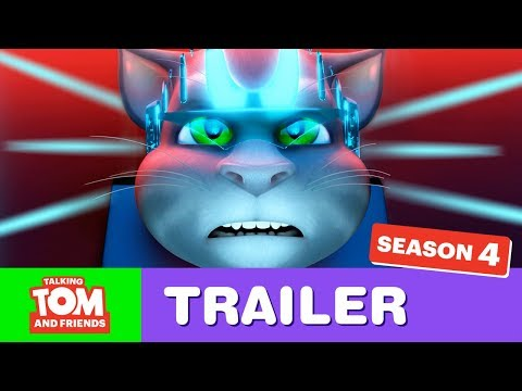 😲 NOW WHAT?! - Talking Tom and Friends Season 4 Premiere Teaser