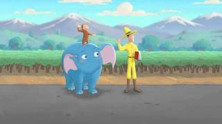 Curious George 2: Follow That Monkey! Official Trailer #1 - Jeff Bennett Movie (2009) HD