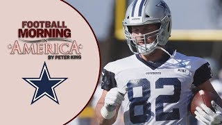 What Peter King learned at Dallas Cowboys camp | NBC Sports