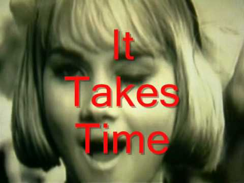 Bob Revvel & The A-ones - It Takes Time