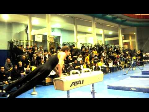 Black &amp; Gold Intrasquad 2012