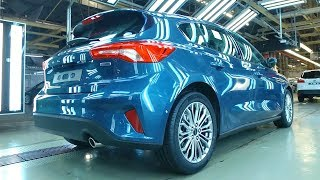 2019 Ford Focus Production
