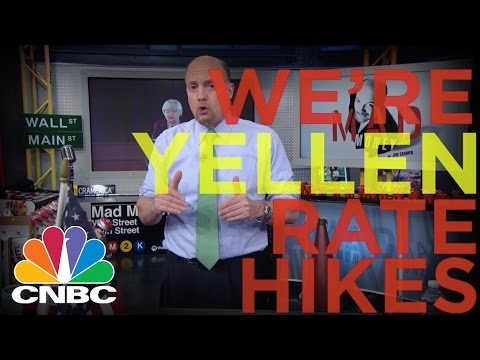 The Fed & Rate Hikes | Cramer Remix | CNBC