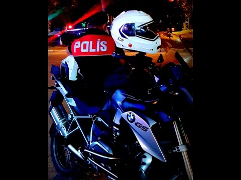 Mersin Motosikletli Polis Timleri (MERSİN YUNUSLAR) 2015