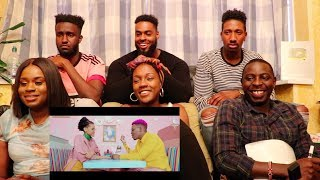 Tellaman Ft. Shekhinah & Nasty C - Whipped ( REACTION VIDEO ) || @TELLAMANWORLD