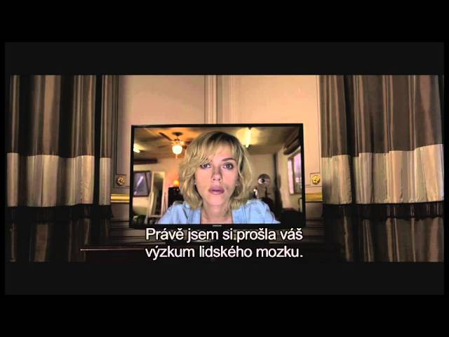 Lucy trailer CZ titulky