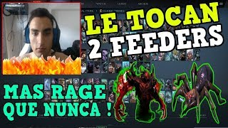 PAPITA RECONTRA RAGE PORQ LE TOCAN 2 FEEDERS MID OR FEED DOTA 2
