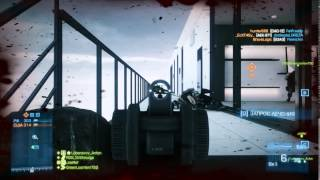 Battlefield 3 Башня Зиба / Ziba Tower TDM