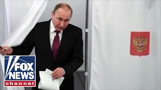 Russian presidential election underway