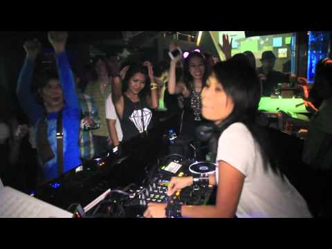 Nakadia @ GLOW Bangkok - birthday party 2012