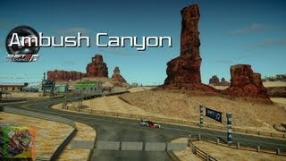 Ambush Canyon From NFS: Shift 2 [GTA IV - Map Mod]