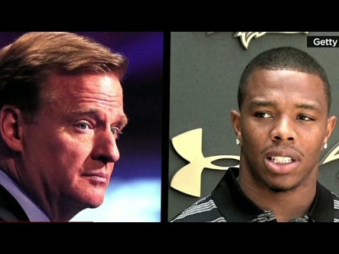 Ray Rice appeal puts spotlight on the NFL commissioner