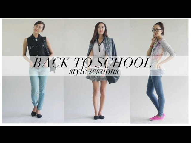 Style Session's with Macy's: Back To School