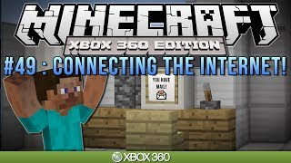"Minecraft Xbox | ""CONNECTING THE INTERNET"" 