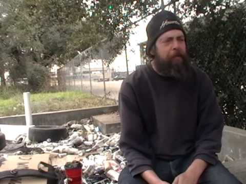 Houston Homeless, Pimp This Bum Part 1