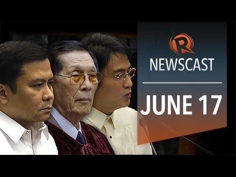 Rappler Newscast: Senators' flight ban, Estelito Mendoza, Sewol crew plea