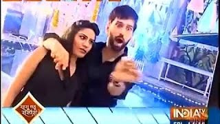 Ishqbaaz 9th September 2016 News - ROMANTIC SCENE - Ishqbaaz 2016