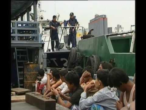 Sea Piracy Asia (2000)