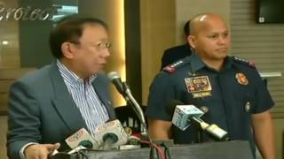 DUTERTE NEWS:Solicitor General Jose Calida, PNP Chief Dela Rosa Press Conference 2/3