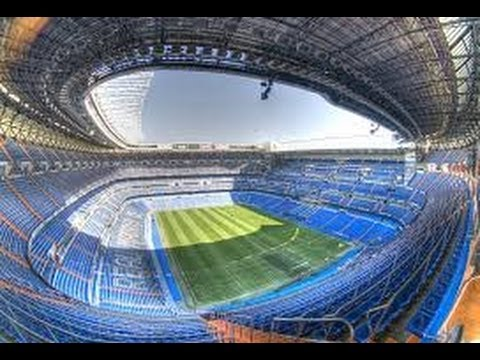 Bernabeu in Madrid – Santiago ...