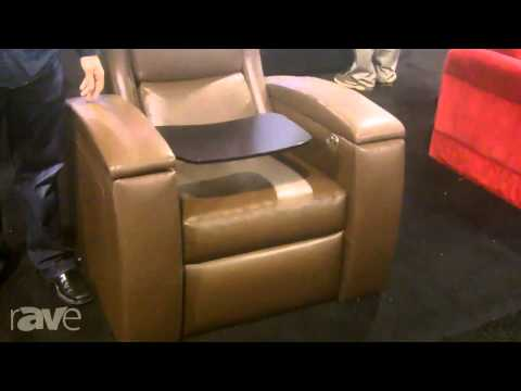 CEDIA 2013: Fortress Seating Details its First Class Tray Table