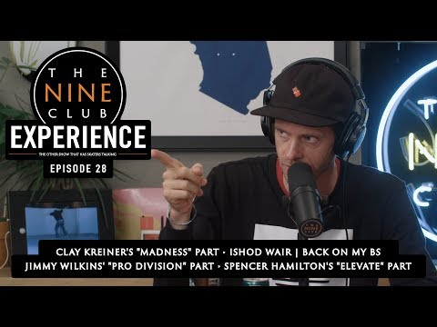 The Nine Club EXPERIENCE | Episode 28 - This week in skateboarding
