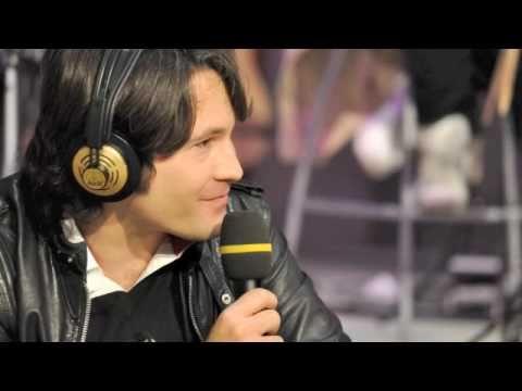 """mauro di maggio intervista e live PART 1 """"radio 2 supermax"""" con max giusti e francesca zanni"""