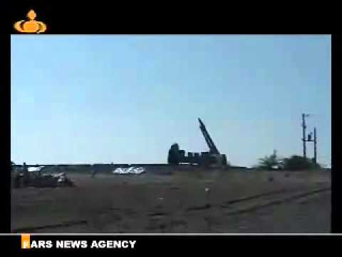 IR Iran's Persian Gulf missile: long-range supersonic anti-ship guided missile