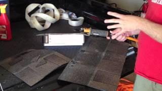 RIDGID Roofing Cutter R040SCA - Overview