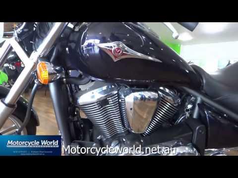 2013 Kawasaki VN900CCF Custom Cruiser - Motorcycle Townsville Cairns Mt Isa Rockhampton Gladstone