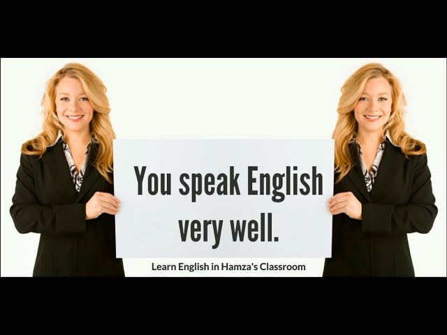 Let's Learn English - 26 - English Speaking Practice