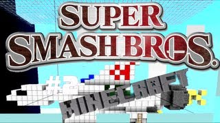 Minecraft Super Smash Bros. Let's Play- [Episode #2]