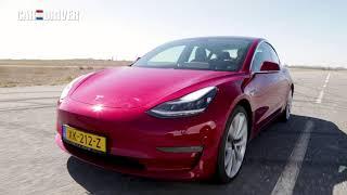 Prueba Tesla Model 3 Performance: El eléctrico del despegue   CAR AND DRIVER
