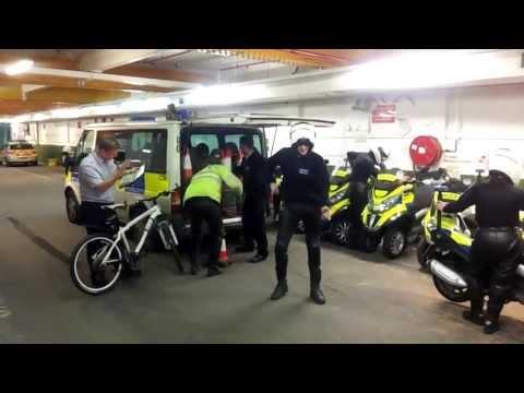 Metropolitan Police Harlem Shake