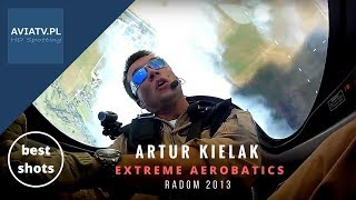 Artur Kielak - extreme display - Air Show Radom 2013