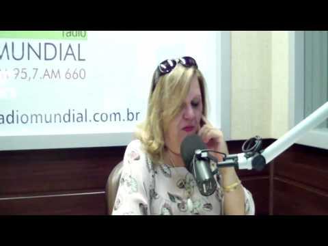 Brasil Cigano,Cigana Shirley de Azevedo,Radio Mundial,12-08-2015