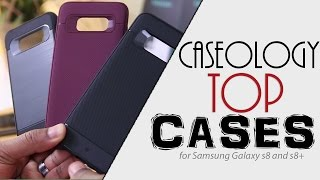 Caseology Cases Review Samsung Galaxy s8 /s8+