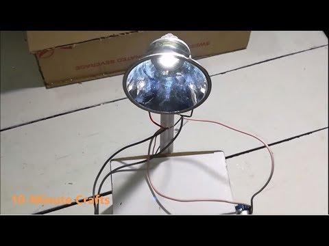 Free Energy Generator For Light Bulb thumbnail