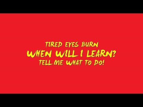 Simple Plan - I Dont Wanna Go To Bed