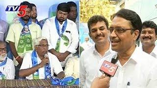 మహాకూటమిలో తేలని సీట్ల పంచాయతీ..!   TJS Leaders Face To Face