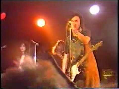 """MINISTRY """"Work for love"""" live in Boston October 1984"""