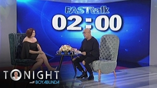 TWBA: Fast Talk with Aiko Melendez