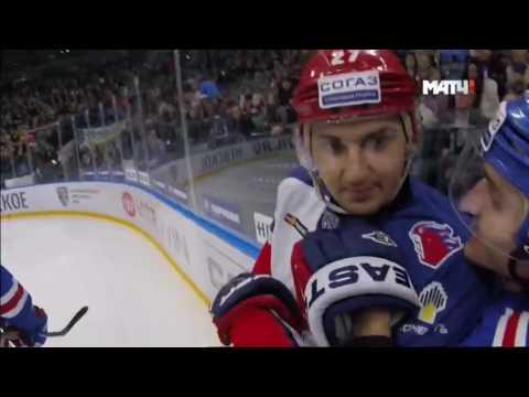 Закулисье КХЛ  Специальный репортаж от 10.10. 2016